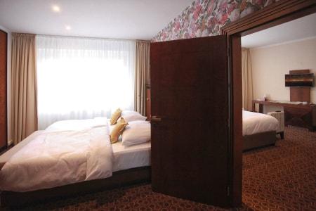 Fotografie apartmánu interiér